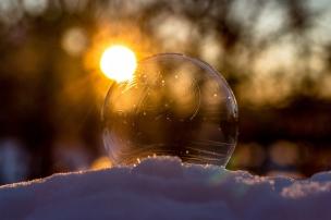 sun - winter